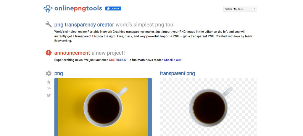Online PNG Tools