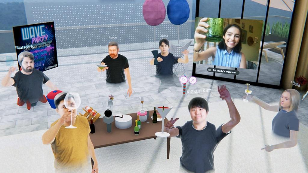 Gear Spatial party SOURCE Spatial