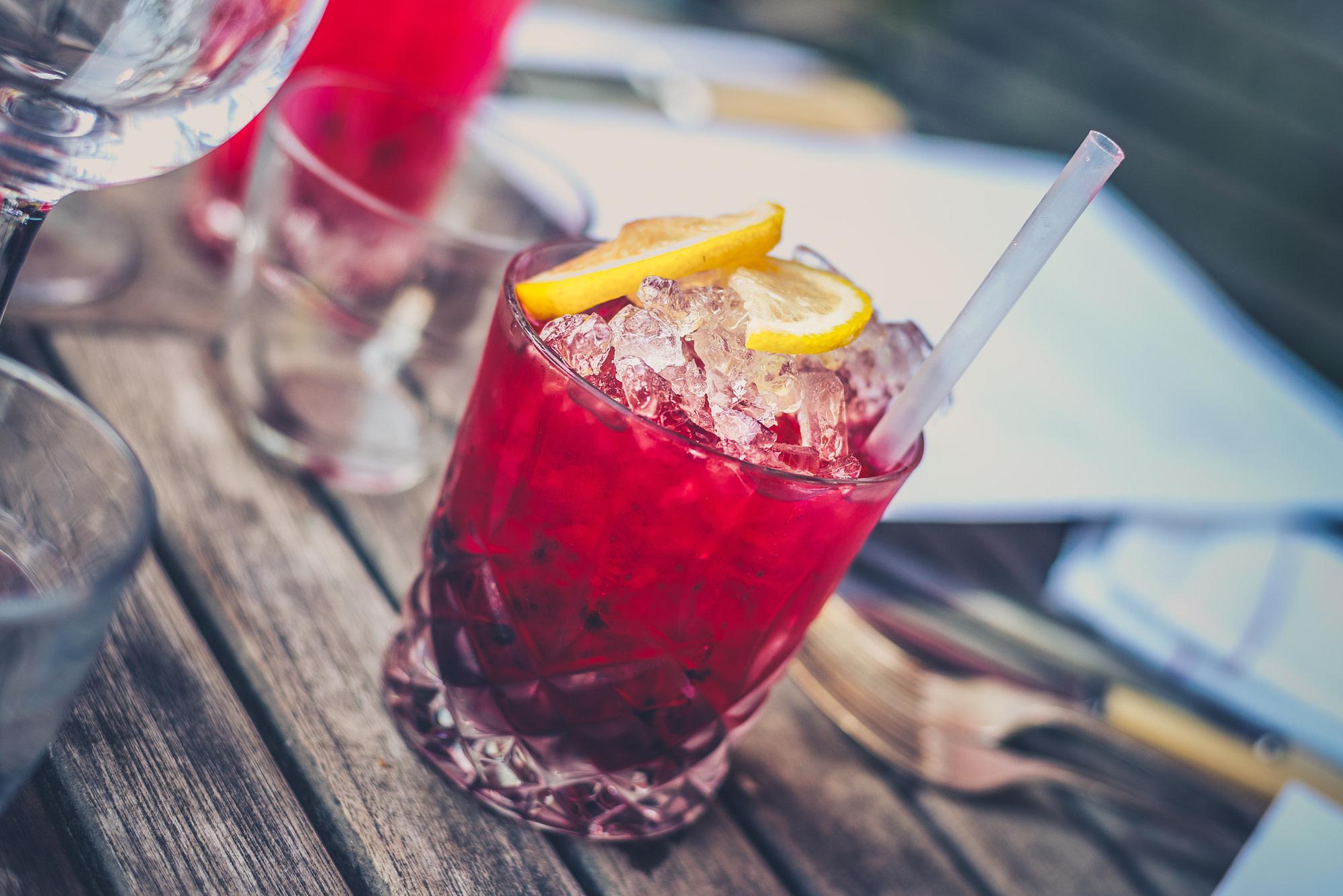 summer stock photos drinks