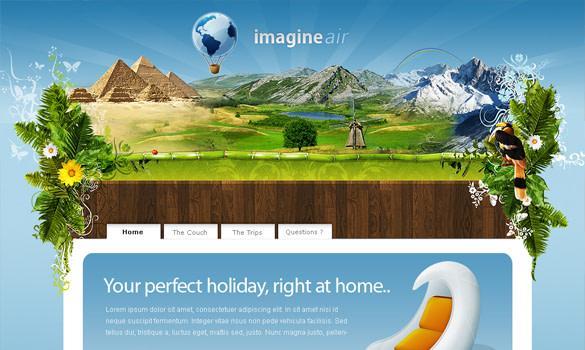 imagine air