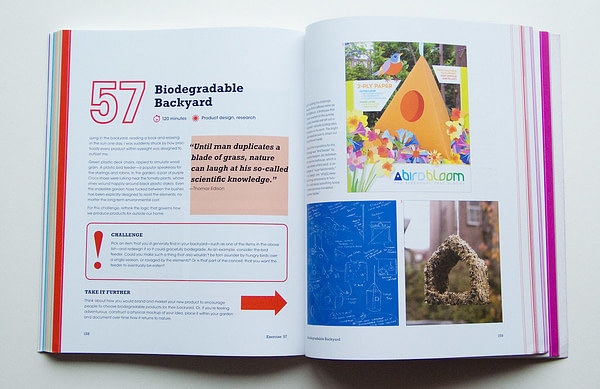 The Creative Workshop book