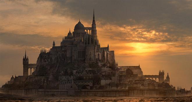fantasy city architecture tutorial