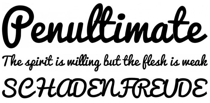 modern handwritten font pacifico