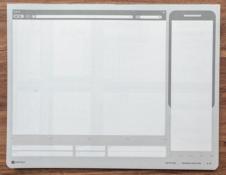 web developer gifts responsive sketch pad e