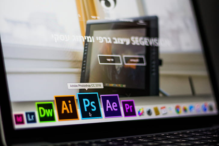 adobe photoshop data desk display preview