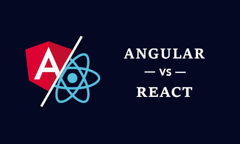 AngularvsReact IntroImage
