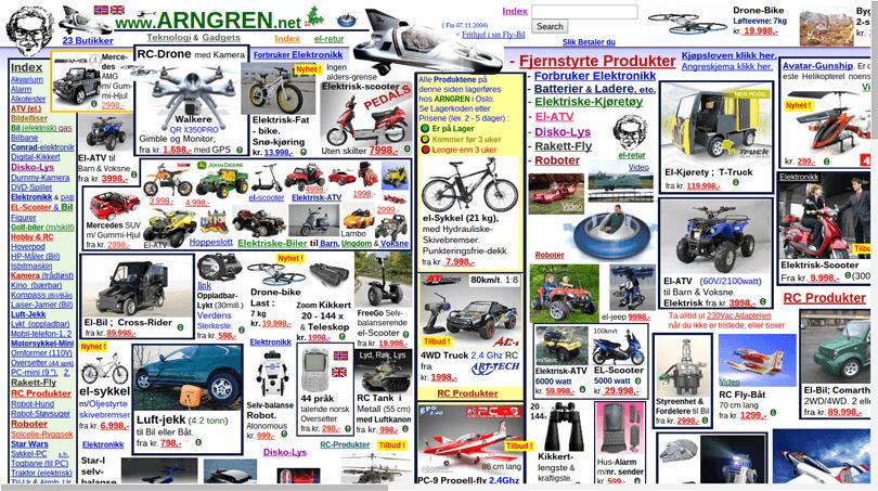 top  worst s website designs arngren