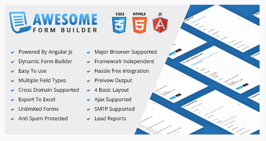 Awesome Form Builder