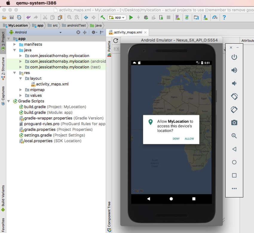 android instant app reconfigure existing project