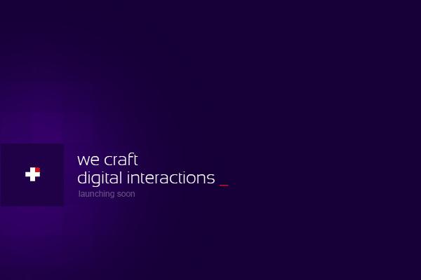 coming soon landing page purple gradients backgrounds website