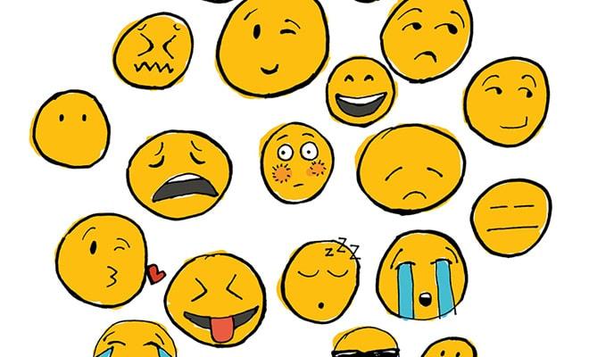 hand drawn sketch emoji